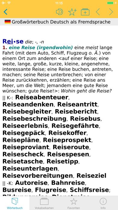 DaF Wörterbuch Deutsch-Deutschのおすすめ画像1