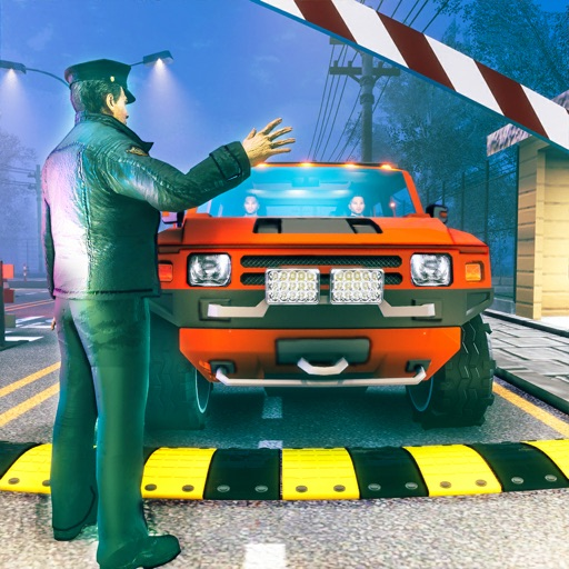 US Border Patrol Police Force