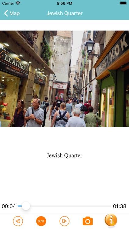 Barcelona Gothic Quarter screenshot-4