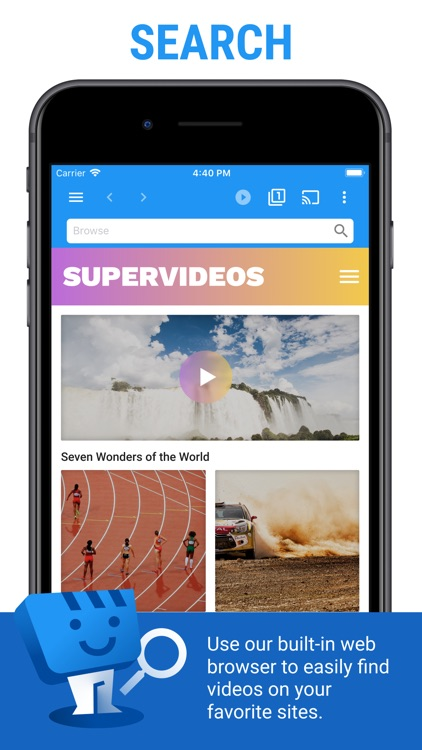 Web Video Cast   Browser to TV