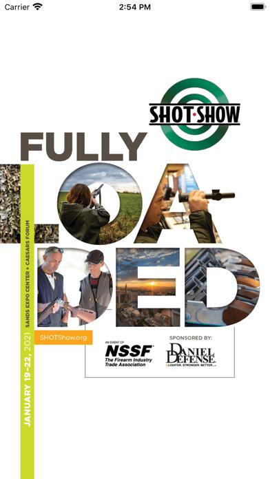 cancel SHOT Show Mobile app subscription image 1