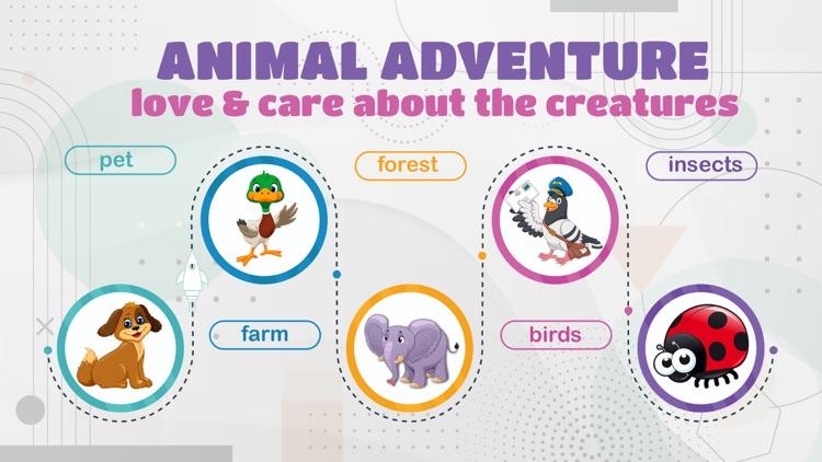 Pre-K Preschool Games for Kids screenshot-5