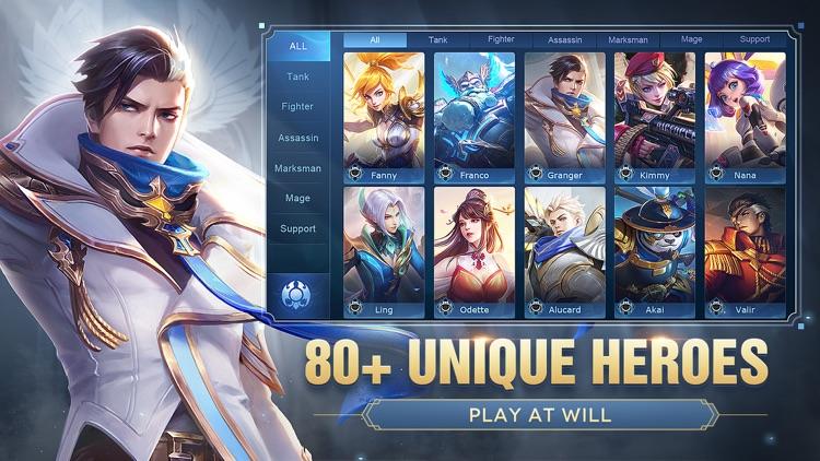 Mobile Legends: Bang Bang screenshot-4