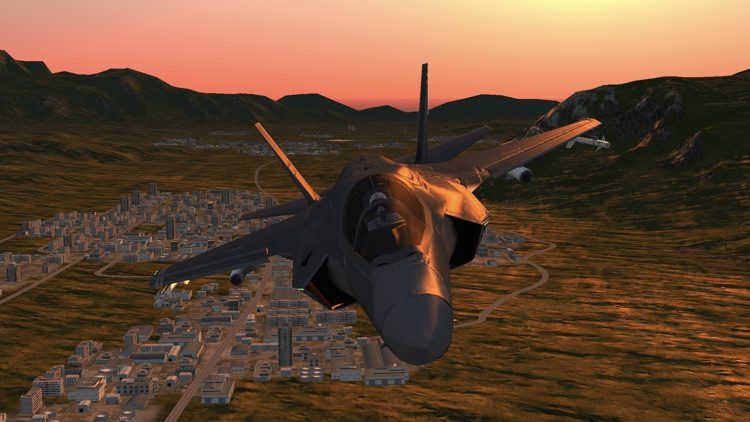 Armed Air Forces - Jet Fighter screenshot-5