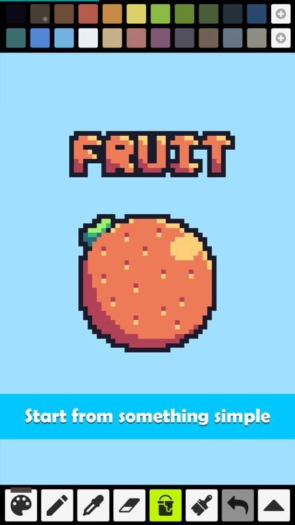 Pixel Studio PRO for pixel art screenshot-5