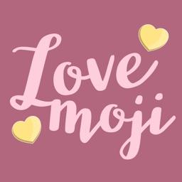 LoveMoji Valentine's Stickers