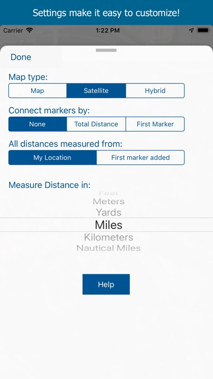 DistanceMap screenshot-4