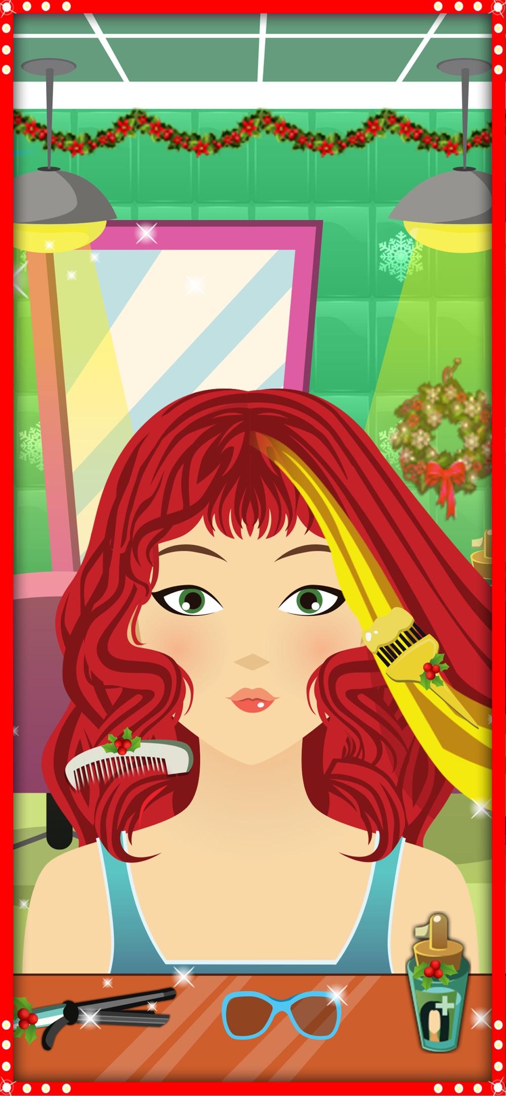 Hair Color Girls Style Salon Cheat Codes