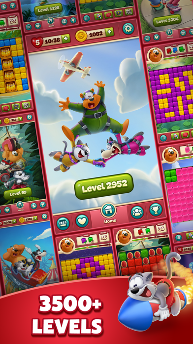 Toon Blast for windows pc