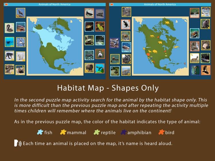 Animals of North America screenshot-3