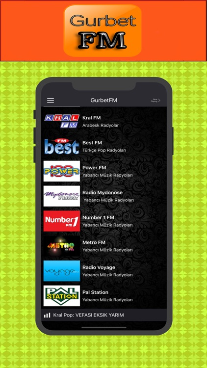 GurbetFM screenshot-3