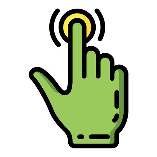 Pick Finger Game