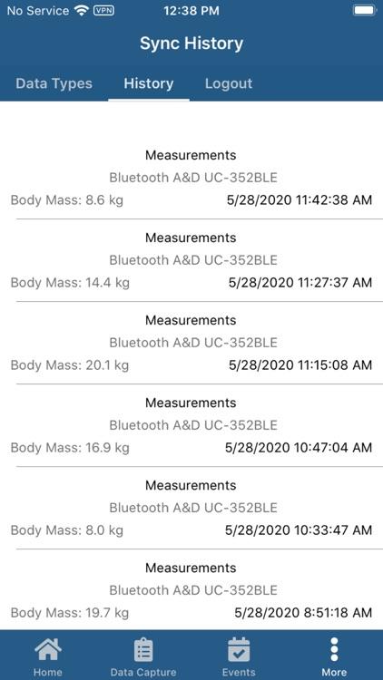 VA Sync My Health Data screenshot-4