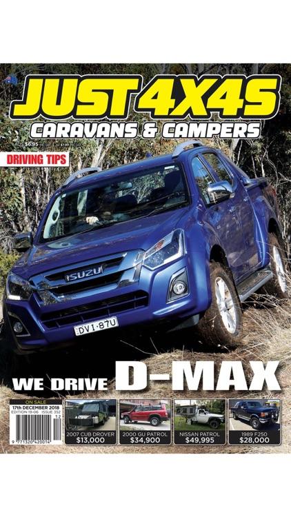 Just 4x4s Magazine