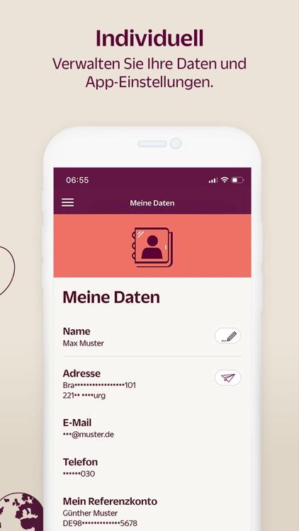 Hanseatic Bank Mobile screenshot-7