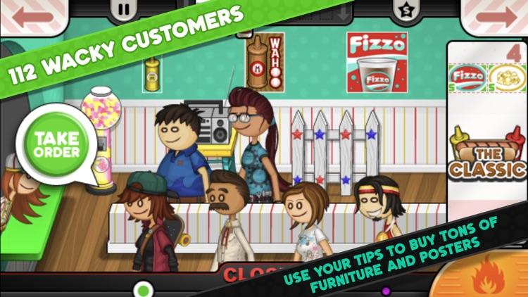 Papa's Hot Doggeria To Go! screenshot-4