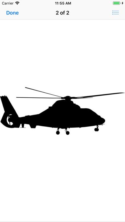 Lotsa Helicopter Stickers screenshot-4