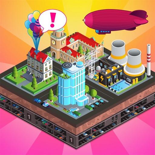 Skyward City: Urban Tycoon