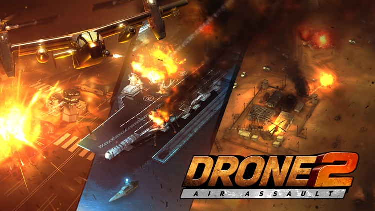 Drone 2 Air Assault screenshot-6