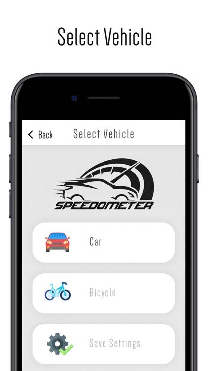 GPS Speedometer & Compass HUD screenshot-3