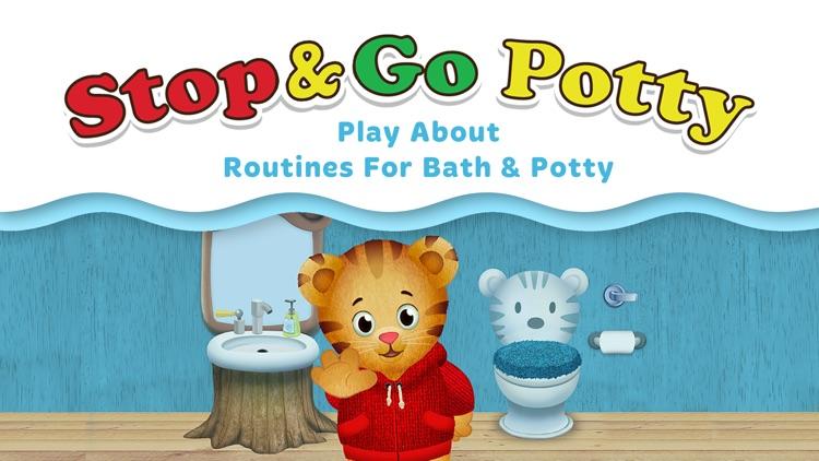 Daniel Tiger's Stop & Go Potty screenshot-0