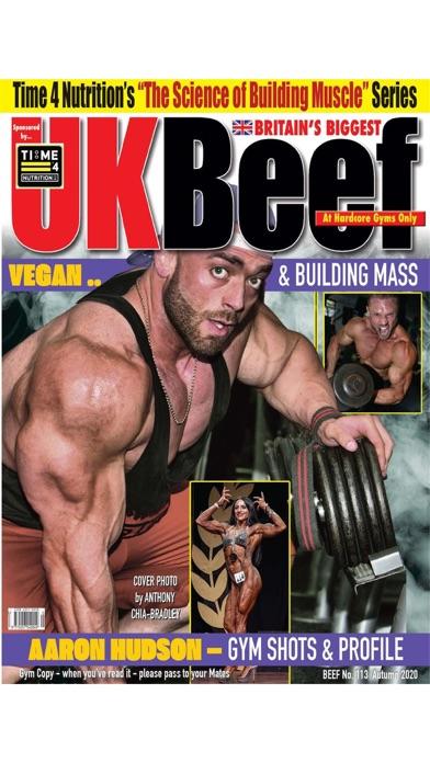 The Beef Magazineのおすすめ画像1