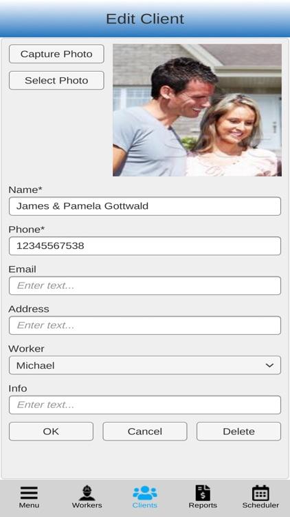 Lawn Care Software screenshot-3