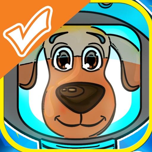 Space Dogs Preschool Pro