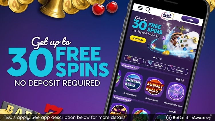 Wink Slots: Real Money Games