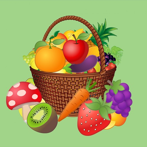 Fruits Learning Game