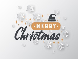 Christmas Stickers Countdown
