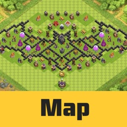 Maps For COC 2020