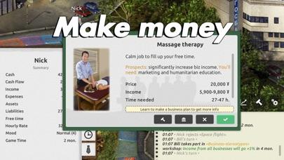 Time & Money: Timeflow Project Screenshots