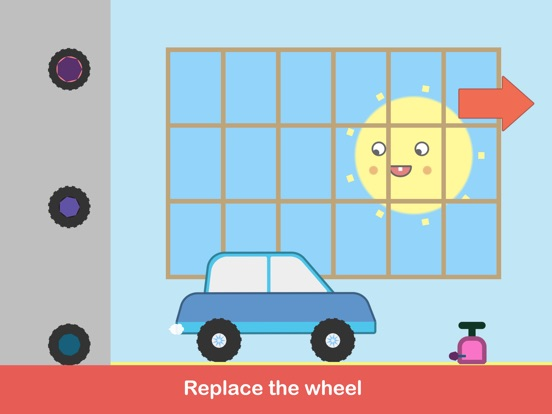 Ellou - Toddler car game ! screenshot 9