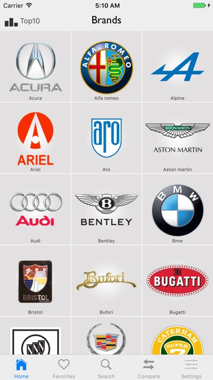 Car Specs Pro screenshot-0