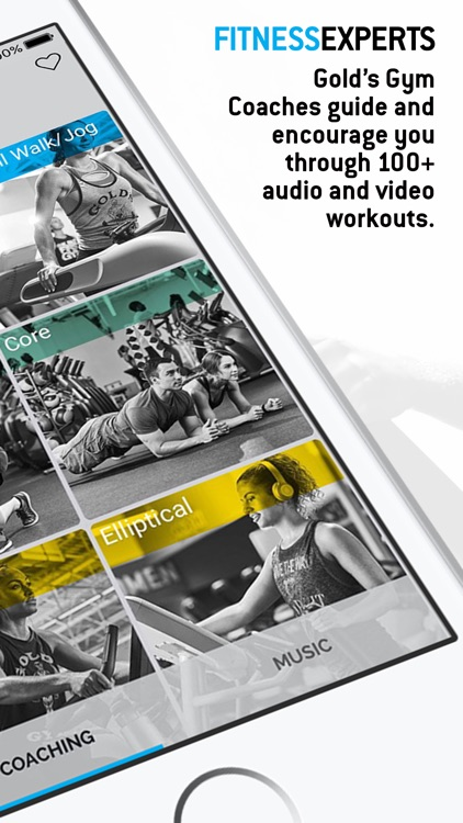 GOLD'S AMP: Guided Workouts