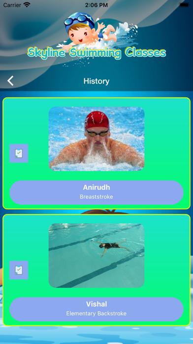 Skyline Swimming Classes