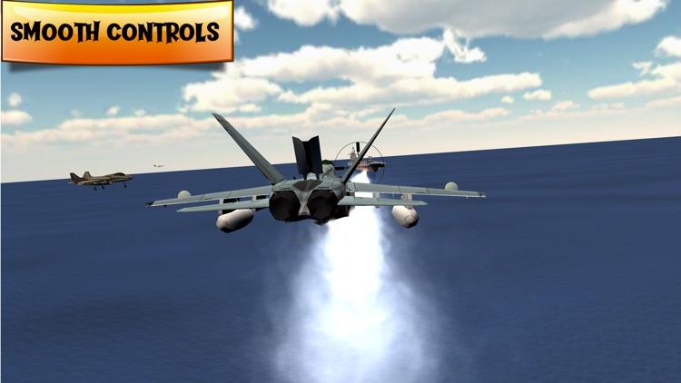 Fighter Jet Flying Simulator screenshot-3