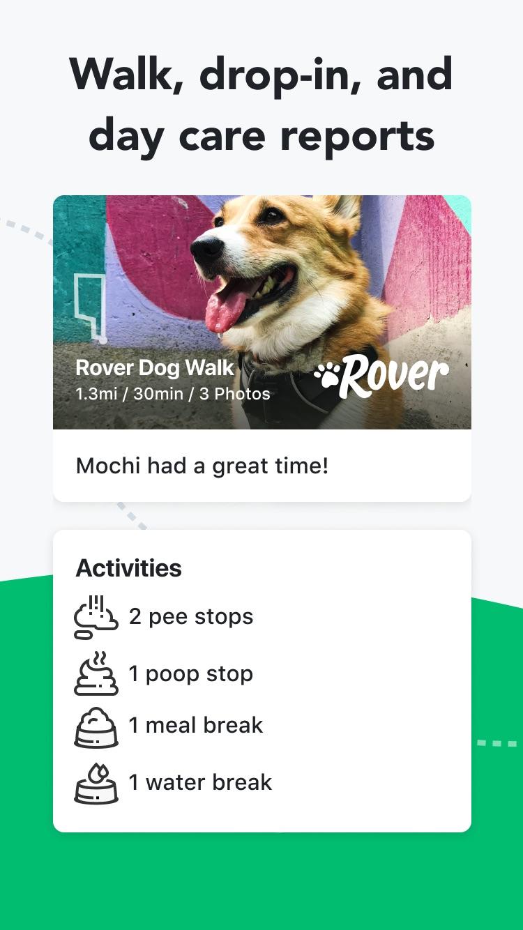 Rover—Dog Sitters & Walkers Screenshot