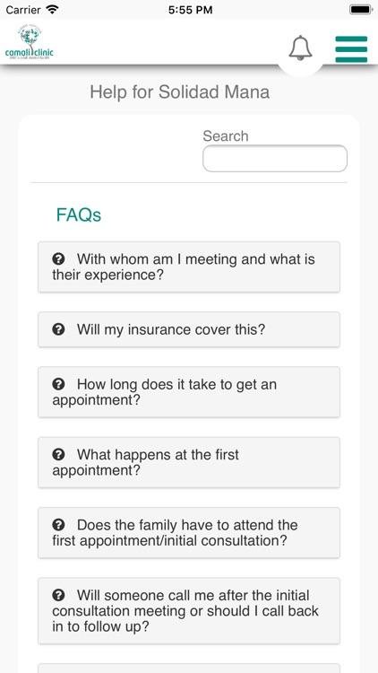 Camali Clinic screenshot-3