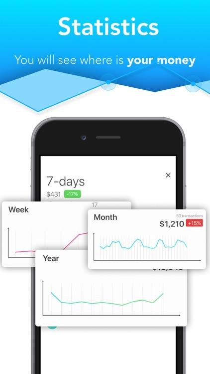 MyMoney: Budget Tracker screenshot-3
