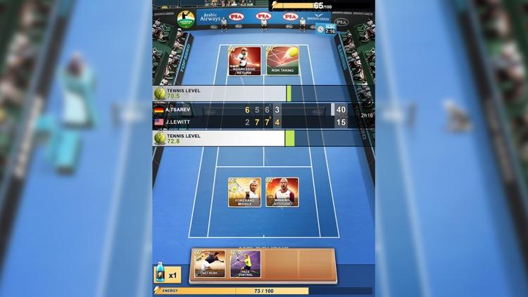 Tennis Manager 2020 - TOP SEED screenshot-5