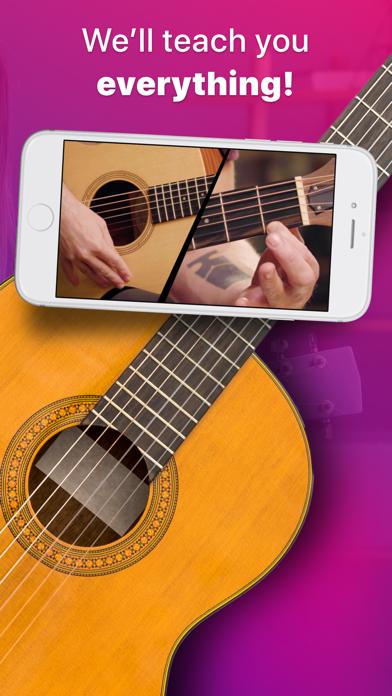 Simply Guitar by JoyTunes Screenshot
