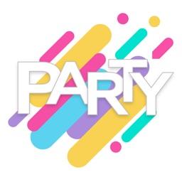"Party Planner ""Menu & Invites"""