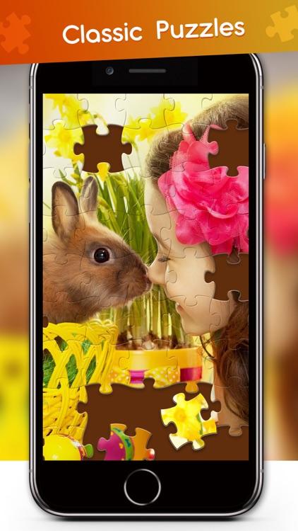 Jigsaw Puzzle ++ screenshot-5