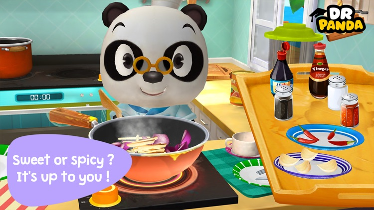 Dr. Panda Restaurant 2 screenshot-0