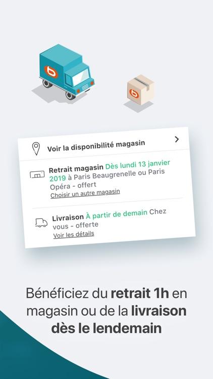 Boulanger screenshot-3