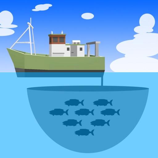 Fishingnet 3D: Battle io game