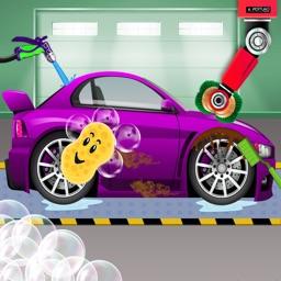 Car Wash Garage Mania