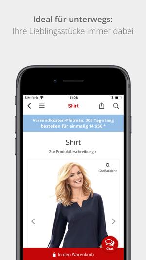 44217c59df07dc Sieh an! Mode einfach günstig im App Store